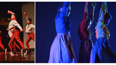 The annual Bailando performances took over the PAC stage from Thursday into Saturday on campus. http://bit.ly/1FWNIAp