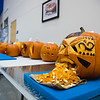 This is what happens when you eat too much candy on Halloween night.