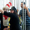 Halloween selfie during a faculty and staff halloween themed event in the University Center.