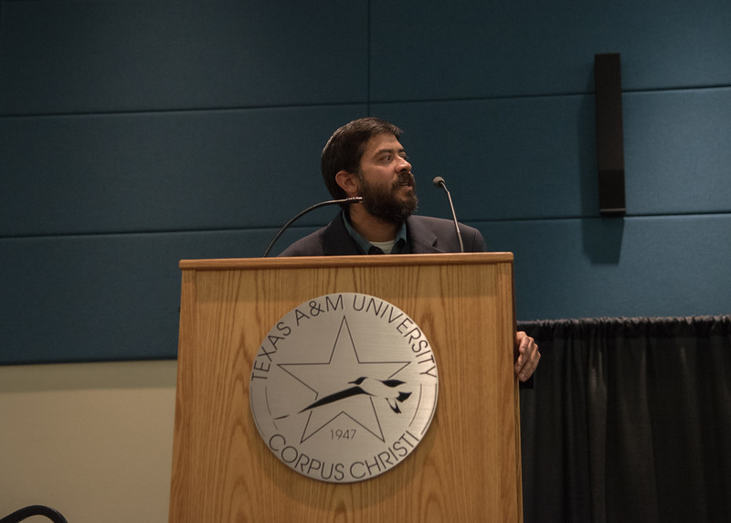 Jose T. Ramirez discusses the medical benefits of marijuana during I-ADAPT's Cannibus Educational summit.