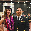 "Kalli Hanson and Jose Baldwin pose for a photo as they wait for the Spring 2016 Commencement to begin.<br /> <br /> More photos: <a href=""https://flic.kr/s/aHskwtWSi2"">https://flic.kr/s/aHskwtWSi2</a>"