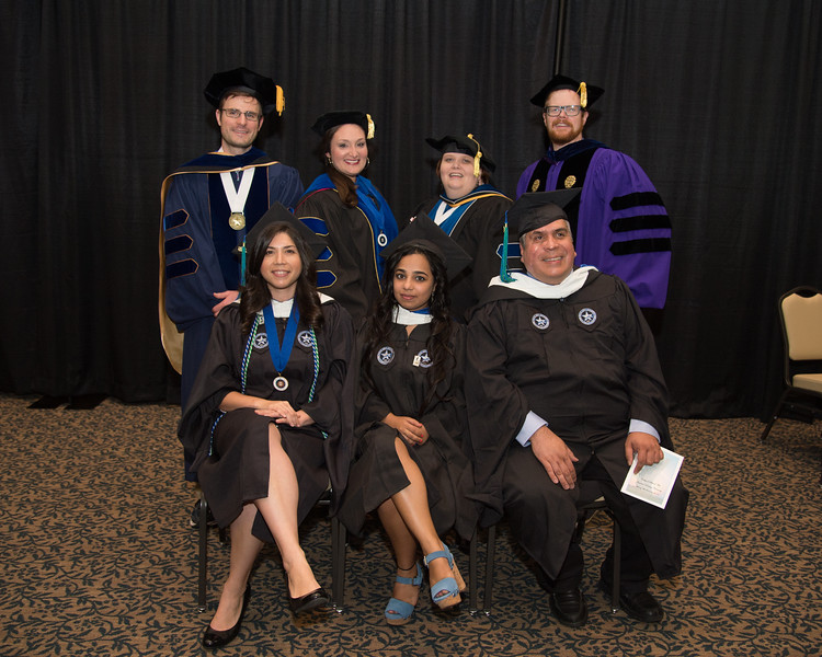 "College of Liberal Arts held their Spring 2016 Hooding Ceremony in the UC Anchor Ballroom. <br /> More photos: <a href=""https://flic.kr/s/aHskzXR6Ax"">https://flic.kr/s/aHskzXR6Ax</a>"