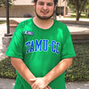 """Personally I like helping other people. I like working with the Freshman, you get to see where you started and see that growth. It's cool."" - Jesus Moncada, Orientation Leader"