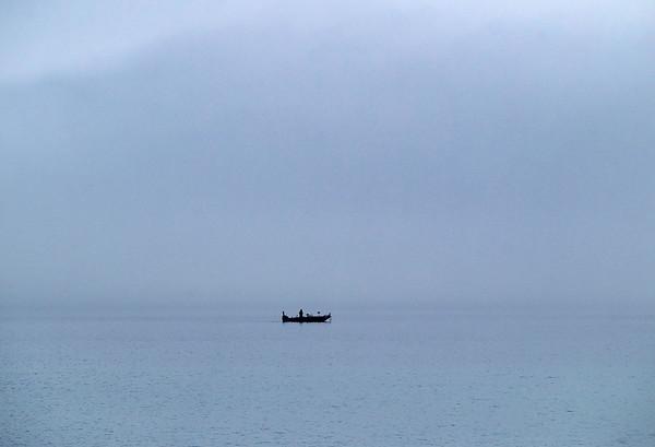 FOGGY FISHING