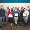 Students in the SOAR STEM program were honored in a ceremony.