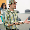 Professor Gabriel Ferreyra goes over topics in Criminal Justice.