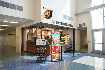 Some nice fresh food or coffee from the one and only Einstein Bros. Bagels in Coprus Christi located on campus