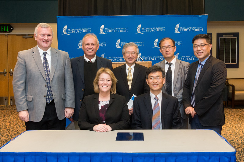 The Island University signed a five-year Memorandum of Understanding (MOU) with the Sejong Academy of Science and Arts (SASA), a high school for high-achieving students located in the Republic of Korea, on January 30, 2018.  Click on the link to read more about this event: http://bit.ly/2s20b59