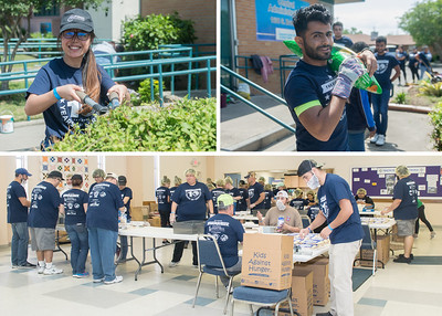 During the 10th Annual BIG Event, Islanders were sent to different locations across Corpus Christi to lend a helping hand to those in need.  Check out more pictures from the Big Event: http://bit.ly/2HkuyXX