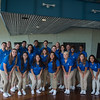 Our amazing Orientation Leaders gather together for a group picture before New Student Orientation.