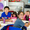 """Kylie Escochea writes alongside other students during the Young Authors Camp.<br /> <br /> Learn more about the Young Authors Camp and our other writing camps here: <a href=""""http://bit.ly/2t34nRW"""">http://bit.ly/2t34nRW</a>"""