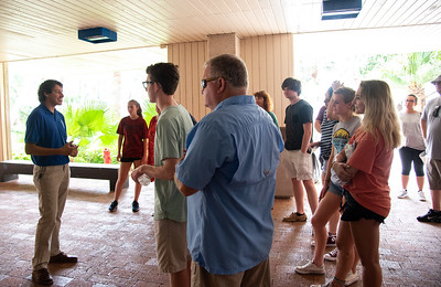 The Welcome Center offers daily campus tours to familiarize prospective students and their families with the Island University.   Schedule a tour at the Island University to learn more about our programs, services, traditions, and the many opportunities: http://tour.tamucc.edu/
