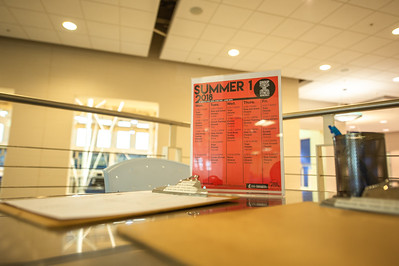 Have fun and stay fit this summer by signing up for the summer 1 group fitness sessions on the second floor of the Dugan Wellness Center!   Check out the full summer 1 group fitness schedule here: http://bit.ly/2kYInli