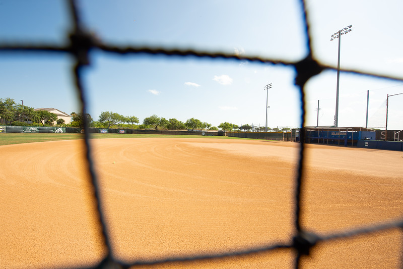 Check out this view of the Islander Softball Field.