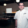 Record-Eagle/Douglas Tesner<br /> Mike Peterson, chef/owner, Siren Hall in Elk Rapids, is one 20 area restaurants and beverage purveyors that will take part in the Woman's Resource Center fundraiser Taste of Grand Traverse.