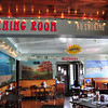 "Record-Eagle/Vanessa McCray<br /> The dining room area of Lil Bo Pub and Grille in Traverse City features ""no smoking"" signs. The pub went completely smoke-free in February 2009, and the owner said business grew after she ordered cigarettes be snuffed out."