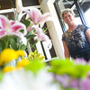 Record-Eagle/Jan-Michael Stump<br /> Cindy Eckler, of Hibbard's Flowers & Botanical Design, will be a contestant in the floral competition in this weekend's Habitat for Humanity Home & Garden Show.