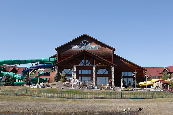 Record-Eagle/Keith King<br /> Great Wolf Lodge in Garfield Township.