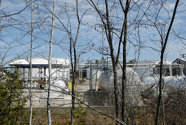 Record-Eagle/Keith King<br /> The Marathon Petroleum fuel depot is scheduled to close.
