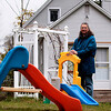 Record-Eagle/Jan-Michael Stump<br /> Chris Bazzett, who runs her own daycare center, is converned about the future of Child Care Connections.