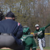 Record-Eagle/Keith King<br /> Traverse City West's Joe Kniss tossed a shutout in beating Manistee on Monday.