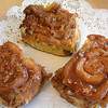 Record-Eagle/Marta Hepler Drahos<br /> Chimoski Bakery's pecan rolls.