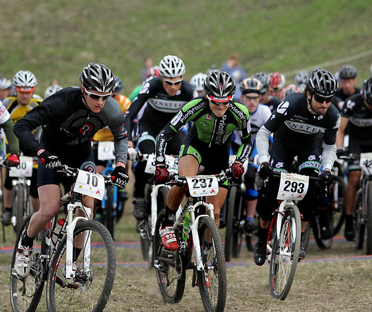 Record-Eagle file photo/Keith King<br /> More than 1,000 cyclists are expected to take part in Saturday's Mud, Sweat and Beers.