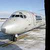 Record-Eagle/Douglas Tesner<br /> Northwest Airlines ranked fourth in a national air service review released Monday, the highest among air carriers serving northern Michigan.