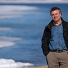 """Record-Eagle/Jan-Michael Stump<br /> Jerry Dennis' book, """"Living Great Lakes: Searching for the Heart of the Inland Seas,"""" has been chosen as the eighth annual TC Reads project."""