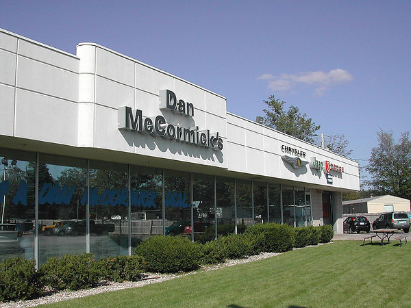 Record-Eagle/Sheri McWhirter<br /> Dan McCormick Auto & Truck Sales in Kalkaska was sold this week to Traverse City-based Bill Marsh Auto Group.