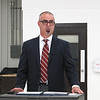 Record-Eagle/Art Bukowski<br /> Dodd Russell, president of Skilled Manufacturing Inc. in Traverse City, speaks about the government-backed loans his business will use to expand.