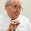 Record-Eagle/Jan-Michael Stump<br /> U.S. Senator Carl Levin