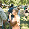 Record-Eagle/Keith King<br /> Sharon Franzen, of Jacksonville, Fla., tries a sip of mead Saturday.