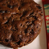 Record-Eagle/Keith King<br /> A Wakefield Cottage Christmas Cake lies on a plate at the O' Connor residence.