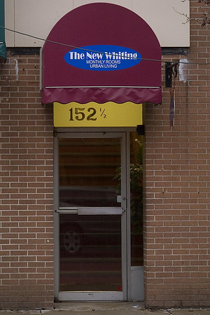 Record-Eagle file photo/Jan-Michael Stump<br /> The Whiting Hotel Building on East Front Street.