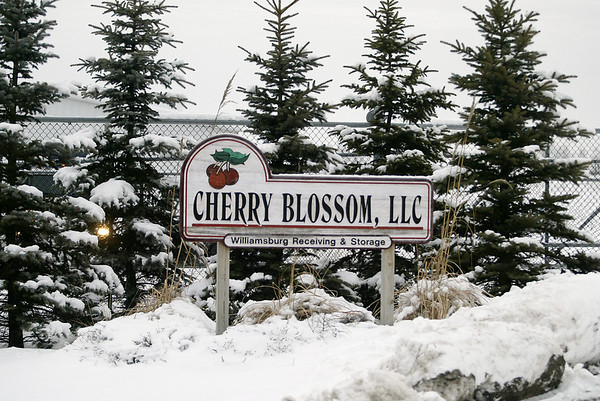 Record-Eagle/Jan-Michael Stump<br /> When Cherry Blossom, LLC, closed its plant June 1, it left at least 25 people without work and without a final paycheck. Previous paychecks also bounced.