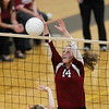 Record-Eagle file photo/Jan-Michael Stump<br /> Charlevoix senior and All-Region captain  Jenna Way.