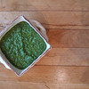 Record-Eagle/Jodee Taylor<br /> Italian Green Sauce, or salsa verde, is good on baked fish, roasted chicken or pork or grilled eggplant or tofu. It enhances, not covers up, the food's flavor.
