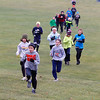 Record-Eagle/Jan-Michael Stump<br /> The K-Town Striders cross country team, of Kingsley, spends an afternoon doing speed work at Elmbrook Golf Course to prepare for the USATF Junior Olympics National Cross Country Championship in Myrtle Beach, S.C., on Dec. 10.