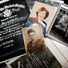 Record-Eagle/Douglas Tesner<br /> Some of Joe Salatino's memorabilia from World War II.