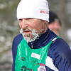 Record-Eagle/Jan-Michael Stump<br /> Freezing temperatures on Saturday left many skiers, like Jim Samuels, with icy beards at the North American Vasa.