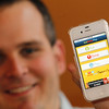 """Record-Eagle/Jan-Michael Stump<br /> Troy Daily is preparing to roll out a new website and smartphone app called """"EatDrinkPlayTraverseCity."""""""