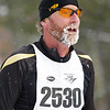 Record-Eagle/Jan-Michael Stump<br /> Freezing temperatures on Saturday left many skiers, like David Ford, with icy beards at the North American Vasa.