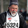 Record-Eagle/Jan-Michael Stump<br /> Freezing temperatures on Saturday left many skiers, like Dale Scheiern, with icy beards at the North American Vasa.