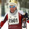 Record-Eagle/Jan-Michael Stump<br /> J.D. Downing, of Bend, Ore., won the 24k at Saturday's Vasa.