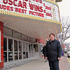 Record-Eagle/Jodee Taylor<br /> Barb Gauthier, of Traverse City, won an all-access pass to the State Theatre in the Record-Eagle Oscar Contest.