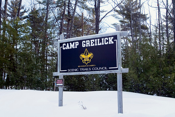 Record-Eagle/Douglas Tesner<br /> This week the Boy Scouts of America will be celebrating their 100-year anniversary. Some activities are planned for Camp Greilick, just outside of Traverse City.