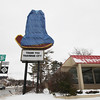 Record-Eagle/Keith King<br /> The Arby's restaurant at 1106 E. Front St. in Traverse City closed last month.