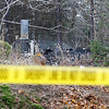 Record-Eagle file photo/Jan-Michael Stump<br /> Investigators said that the Frankfort house fire at the home of Chris Luedtke; his wife, Linda Luedtke; and their son, Christopher Luedtke, 17, was being treated as arson, and that Christopher was dead before the fire started.