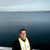 Record-Eagle/Jan-Michael Stump<br /> Fr. Ciprian Streza, of Archangel Gabriel Orthodox Church in Traverse City, will lead the Blessing of the Water ceremony today at the Clinch Park Marina pier. The ceremony is an ancient rite that began with the Church of Jerusalem.
